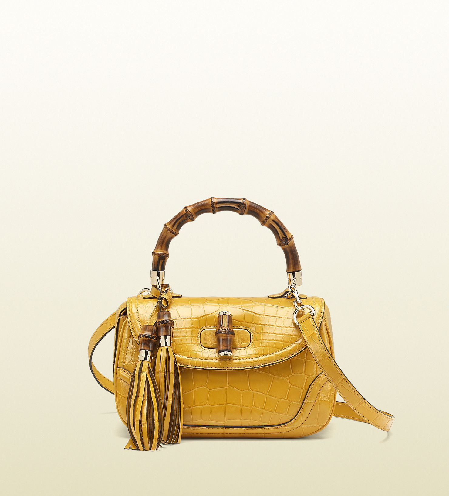71882cfd05 Gucci - new bamboo top handle bag | Bamboo | Pinterest