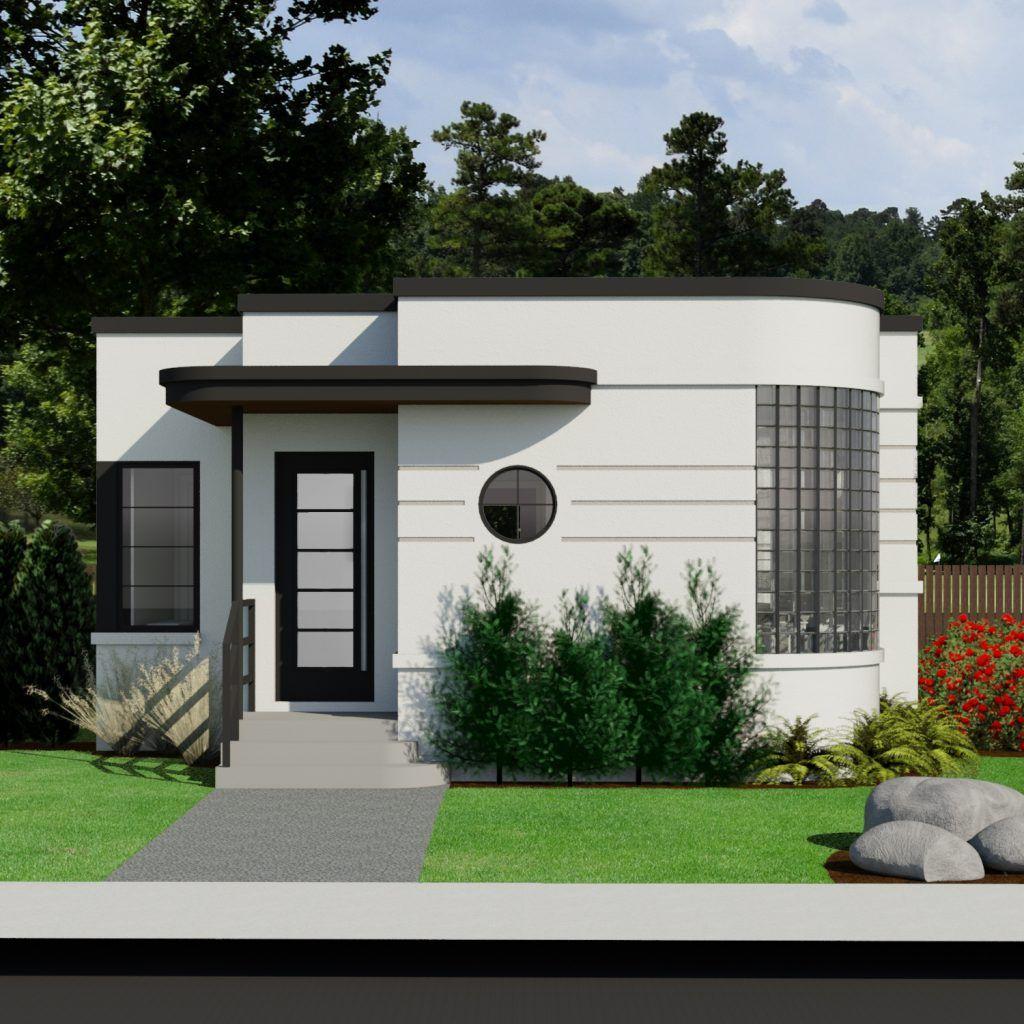 Contemporary Nyhus 491 Robinson Plans Unique House Design Contemporary House Plans House Plans