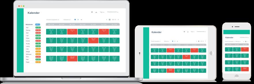 Urlaubsanspruch Rechner Excel Vorlage Kostenlos Papershift Dienstplan App Design Excel Vorlage