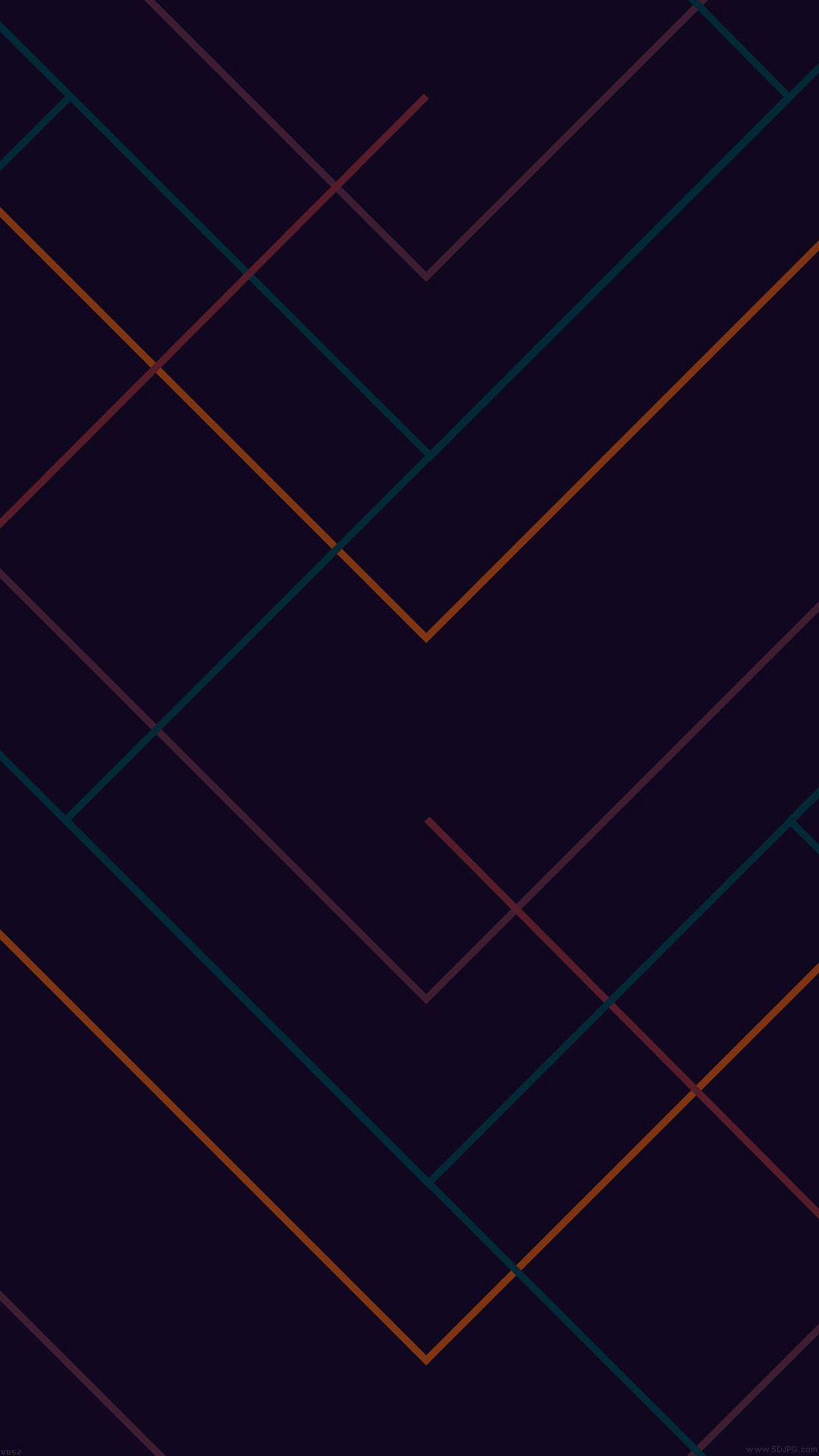 abstract dark geometric line pattern wallpaper