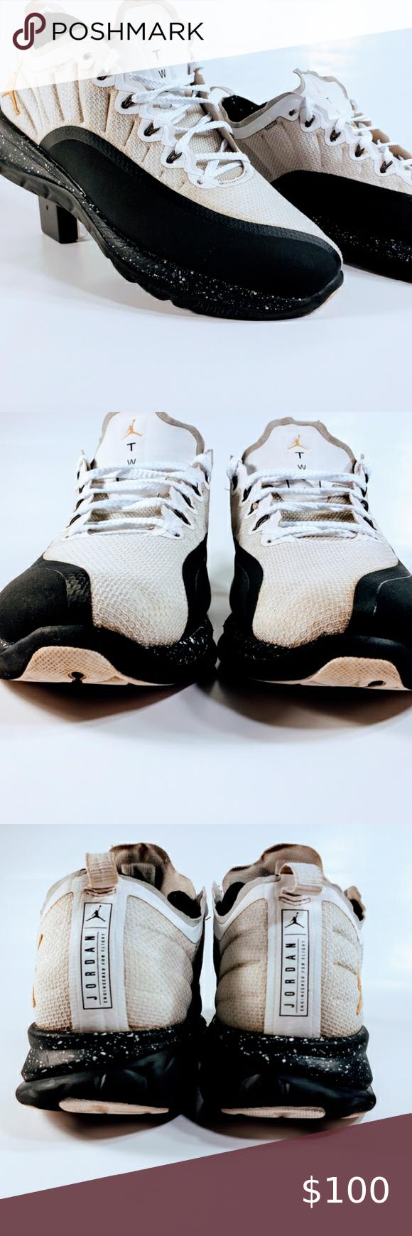 Nike Air Jordan flight flex trainers sz 8 | Air jordans, Nike air ...