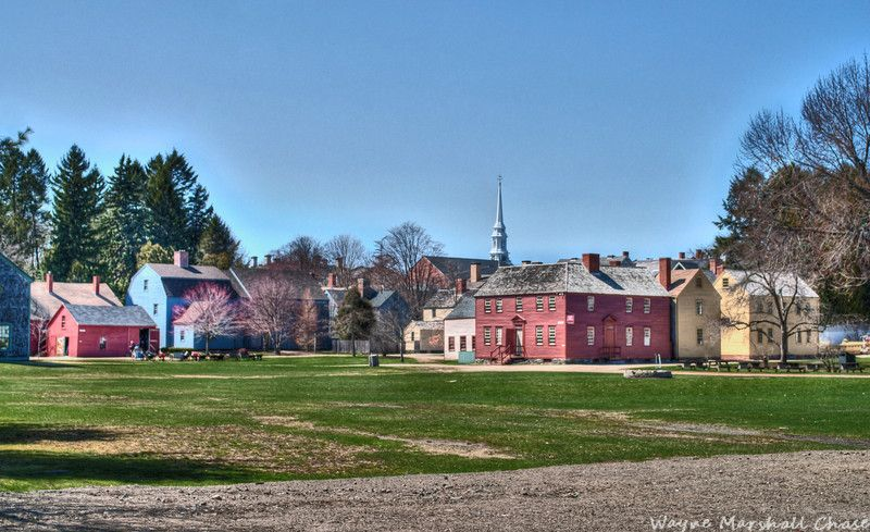Strawbery Banke Museume Portsmouth Nh In The Heart Of Historic