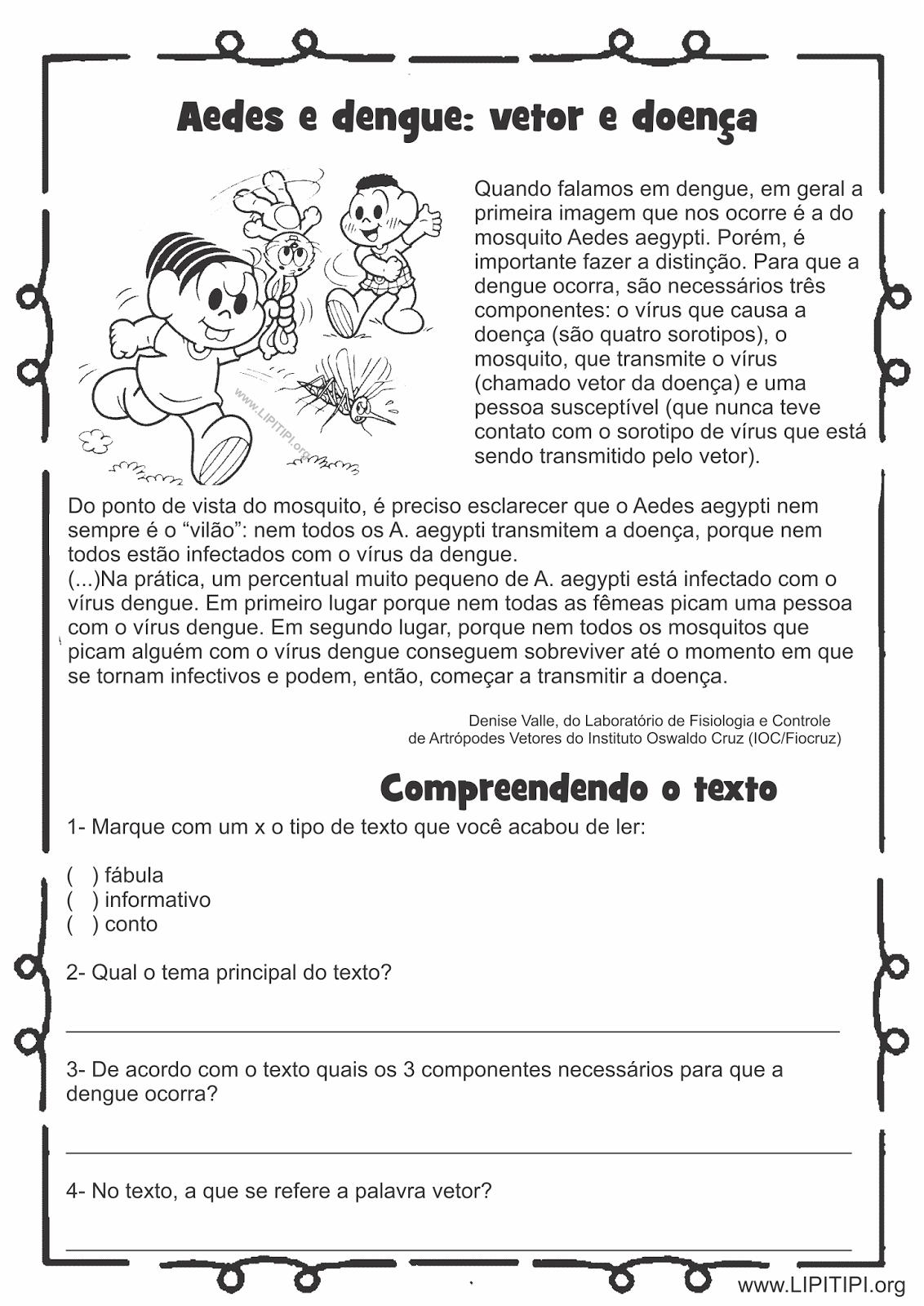 Pin Em Atvs Lingua Portuguesa