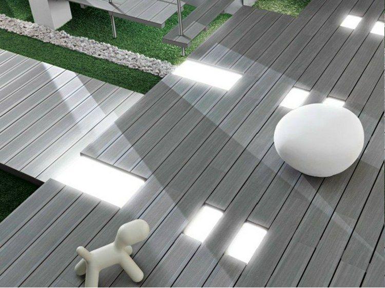 Carrelage extérieur 50 idées pour votre patio ou terrasse House - photo terrasse carrelage gris