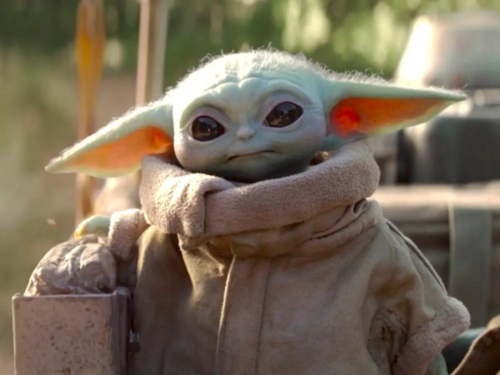 The Mandalorian' episode four Best Yoda wallpaper