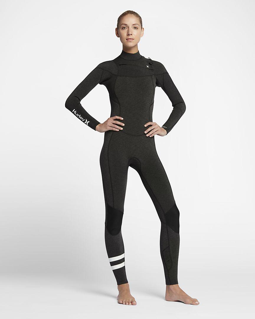Hurley Women s Wetsuit Advantage Plus 3 2mm Fullsuit  08f2d7552