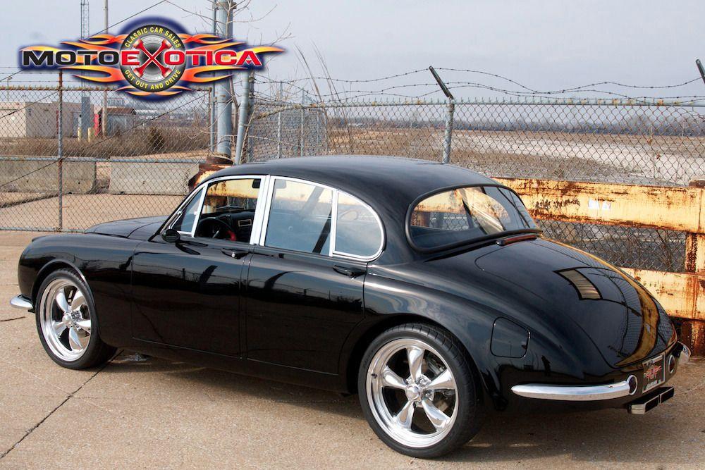 61 Jaguar Mark Ii Resto Mod Jaguar Car Jaguar Jaguar Daimler
