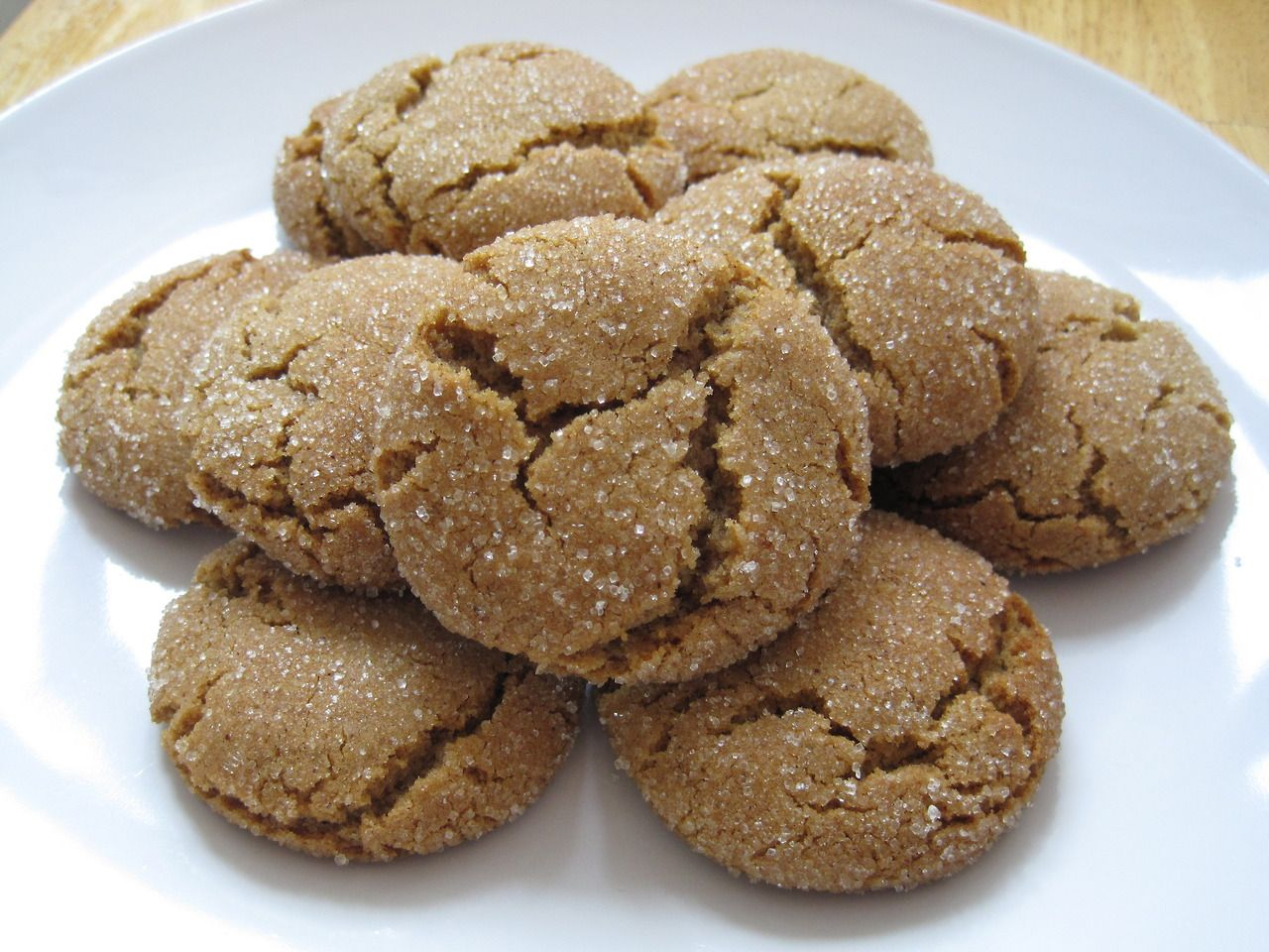 Best Ginger Snap Cookies….what would they holidays be without these?