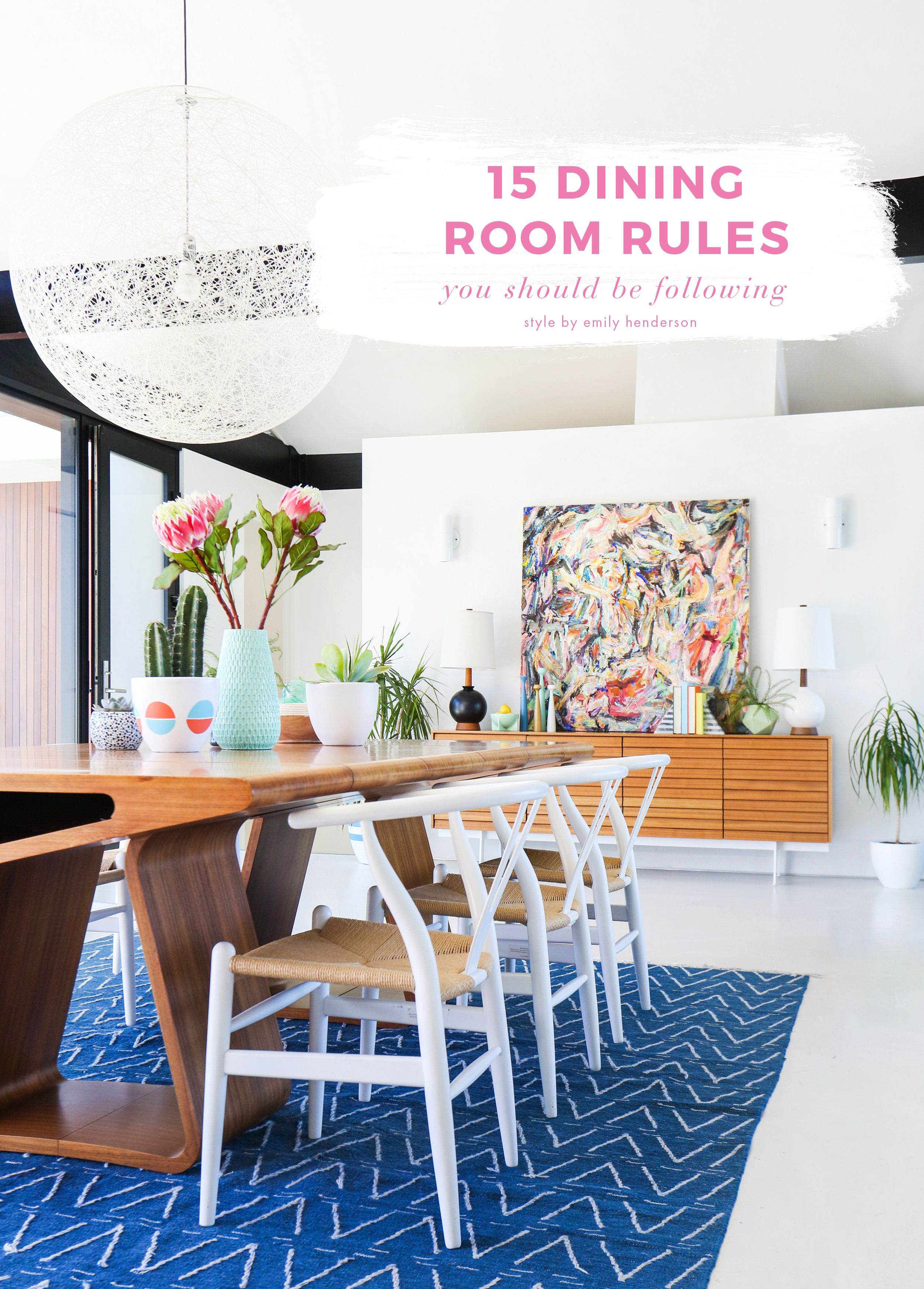 Dining Room Rules Dining Room Pinterest Dining Room Dining