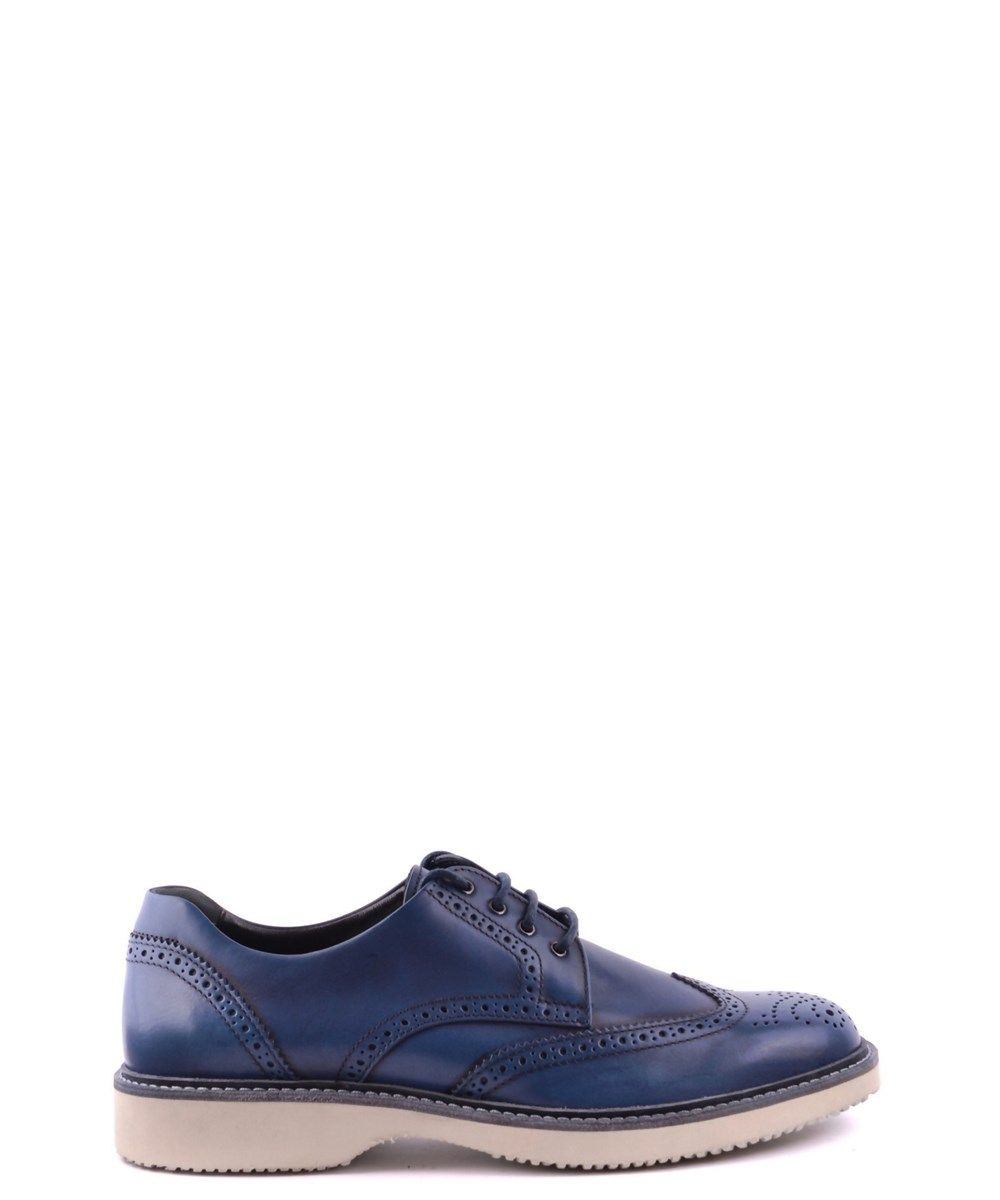 Derby Bleu Chaussures H304 Hogan pEt1uZXC3T