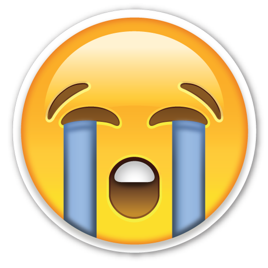 Cara Llorando Buscar Con Google Emojis Para Whatsapp