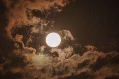 Moon over Isla Parida, home of the Sport Fish Panama Island Lodge  #islaparida