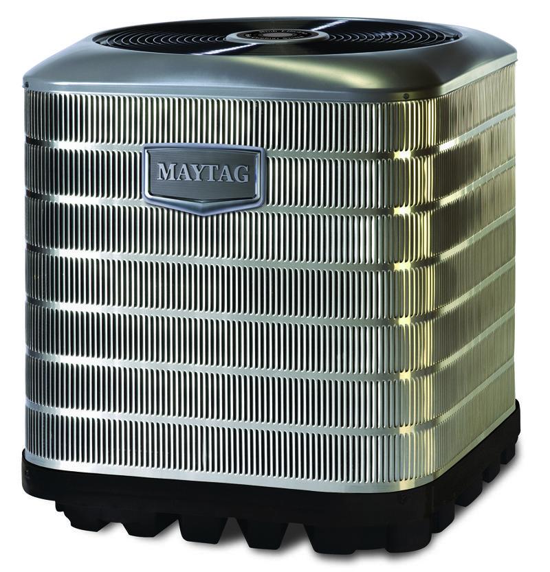 Maytag iQ Drive 20.525.5 SEER PSA4BI Heat pump, Industrial