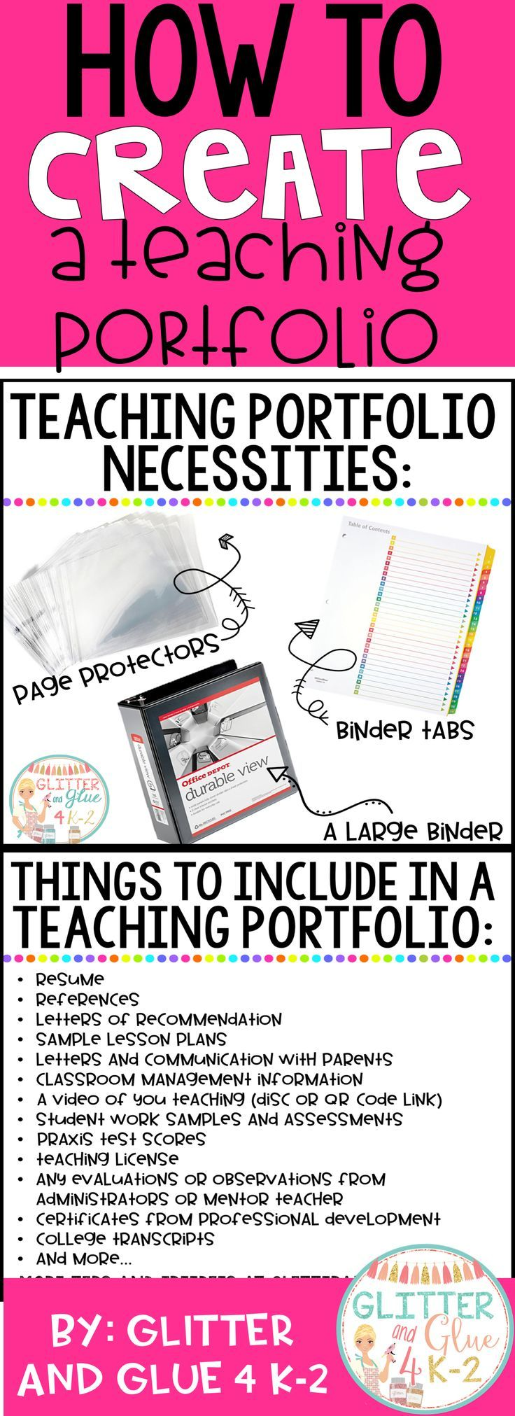 Looking for a teaching position? This blog post is a must read! It ...