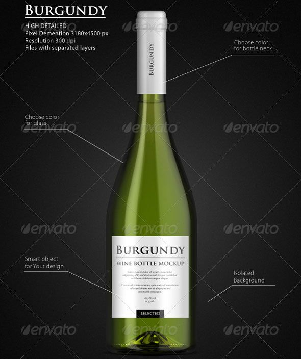 Videohive wine bottle Videohive Wine After Effects Project - free wine bottle label templates