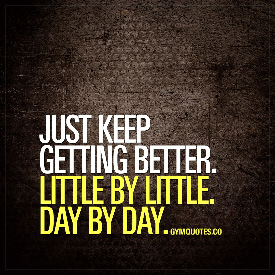 Inspirational Day Quotes: Gym Quote: The Results Of Your Hard Work In The Gym Are