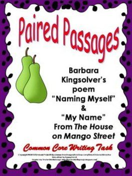 mango street poem - the house on mango street this book is so powerful because sandra cisneros gives a first-hand account of the everyday magic and misery of young esperanza, simultaneously applying themes of her desire for escape and love for the people and bittersweet childhood of mango street.