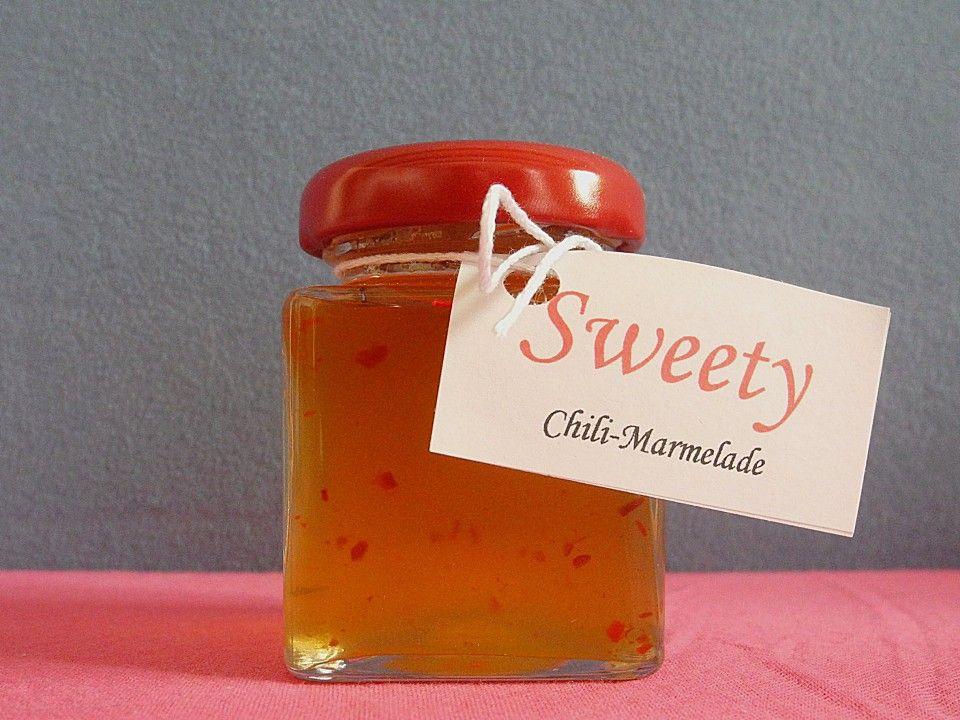 Chili - Marmelade (Rezept mit Bild) von sahnebaer | Chefkoch.de