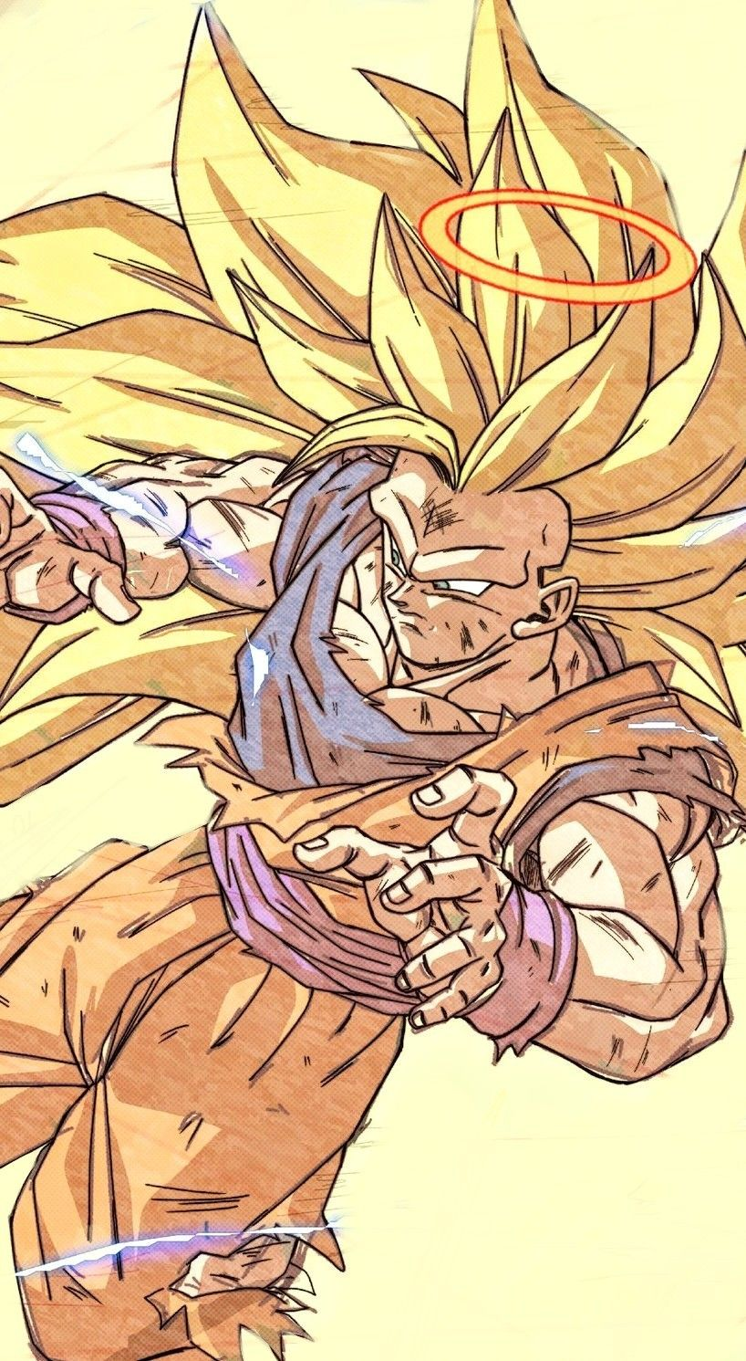 à couper le Souffle  Mot-Clé Goku Super Saiyajin 25 in 25   Anime dragon ball super, Dragon ...