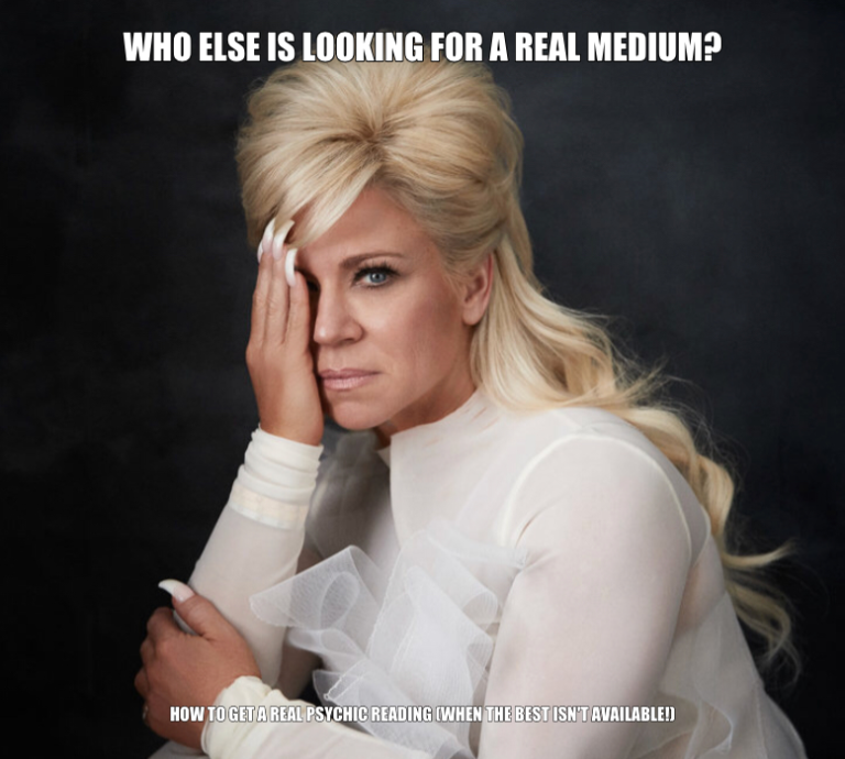 Real Mediums Near Me? – Psychic Answers | Famous Psychic Mediums in