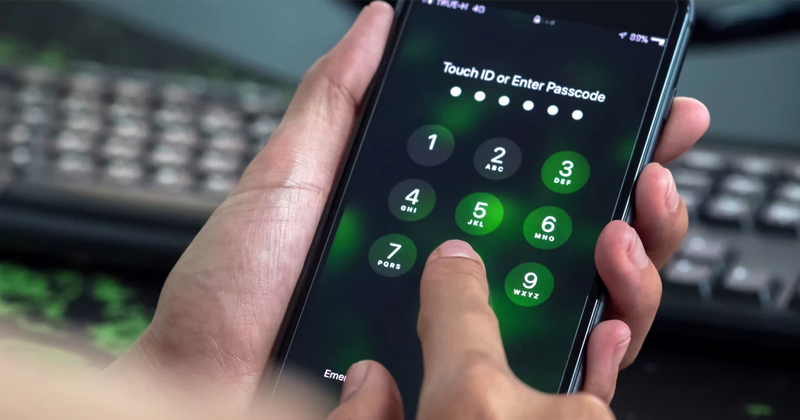 Warning! Your 6Digit iPhone Passcode Isn't SECURE