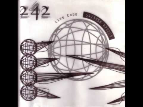 Front 242 -  Headhunter. I used to listen to this song so much, it was on pretty much any mix tape I made.
