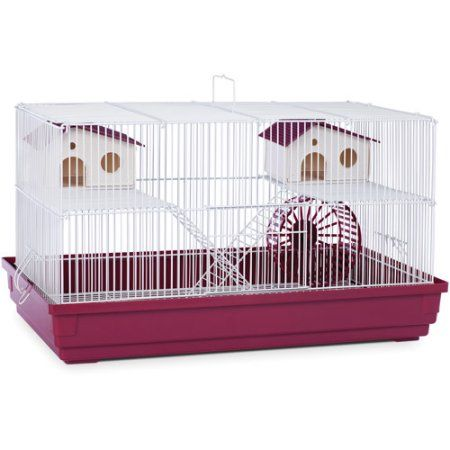 Pets Gerbil Cages Small Animal Cage Hamster Habitat