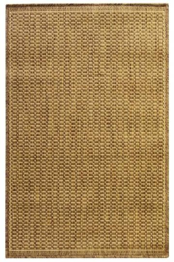 Saddlestitch All-Weather Area Rug - Outdoor Rugs - Contemporary Rugs - Rugs  | HomeDecorators.com - Home Decorators Collection Saddlestitch Cocoa/Natural 9 Ft. X 13 Ft