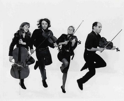 vitamin strings quartet