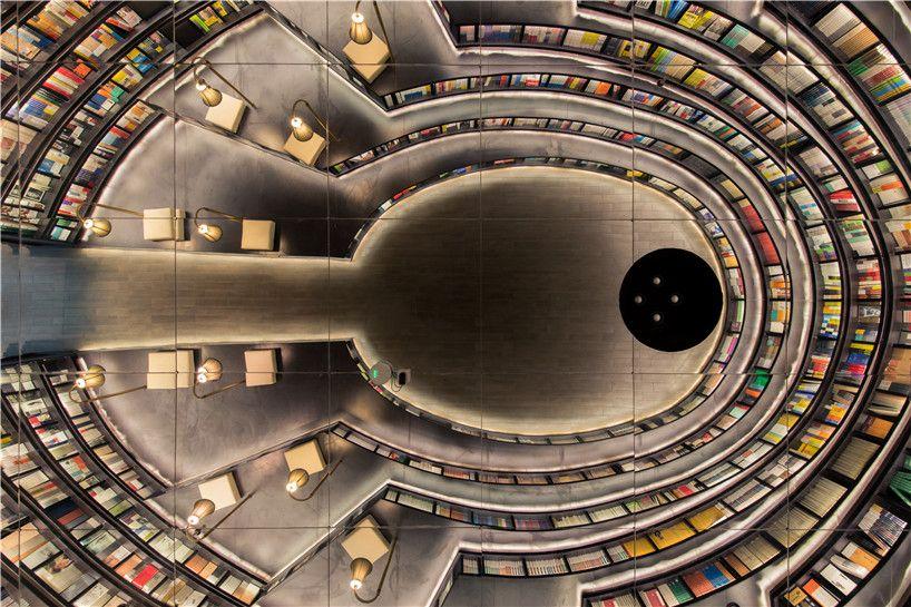 X Living S Zhongshuge Hangzhou Bookstore In China Displays