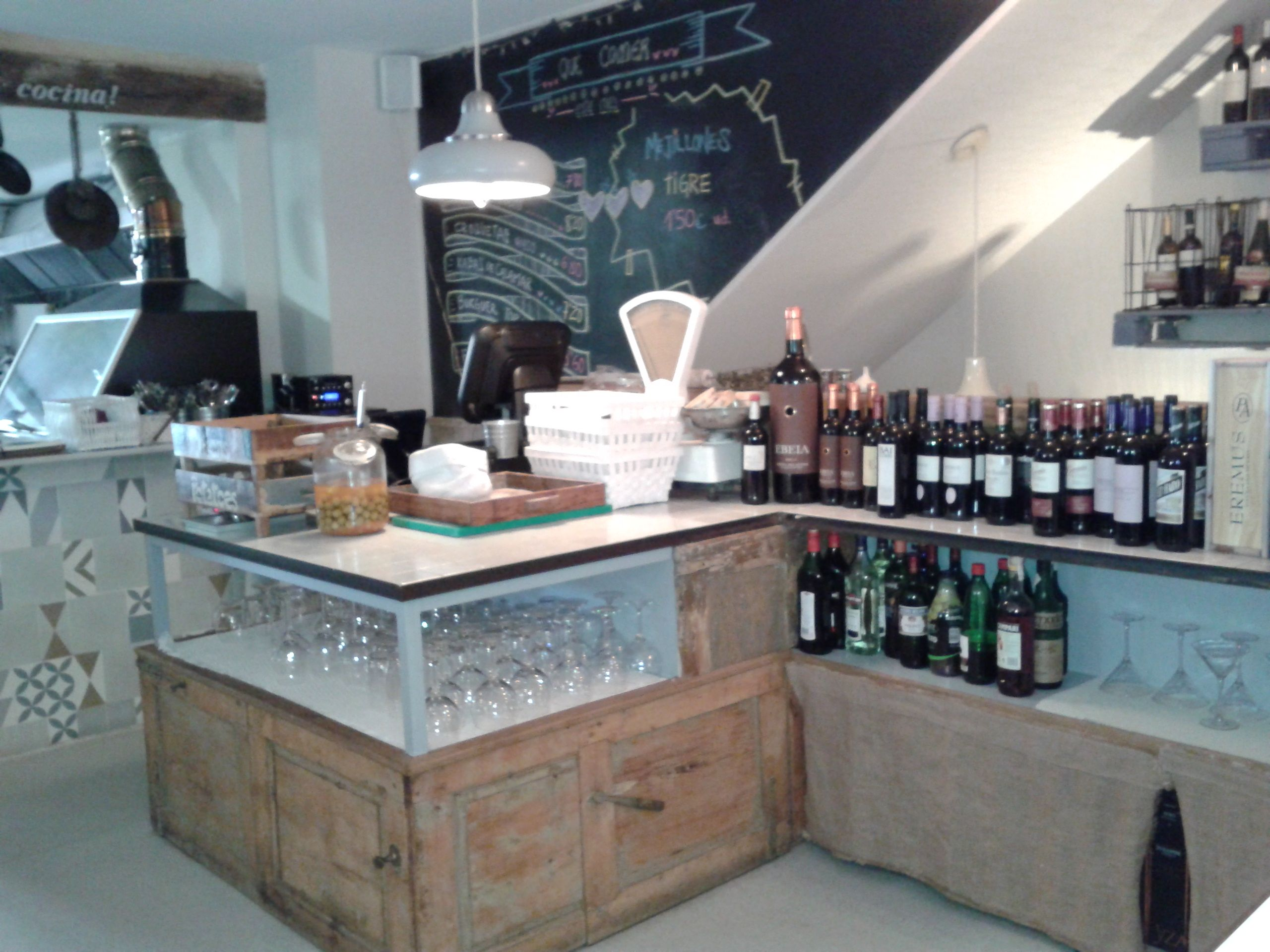 Restaurante La Bicicleta Hoznayo Cantabria Caf S  # Muebles Hoznayo