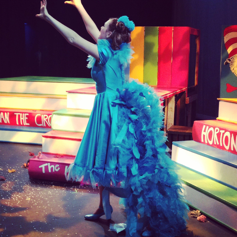 Gertrude McFuzz & Gertrude McFuzzu0027s Tail for Seussical | Pinterest | Seussical costumes