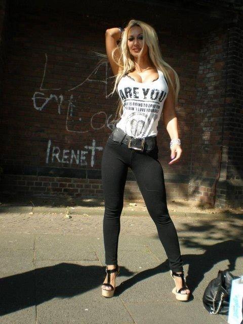 Aileen Taylor | Bimbo Girls-Aileen Taylor | Pinterest