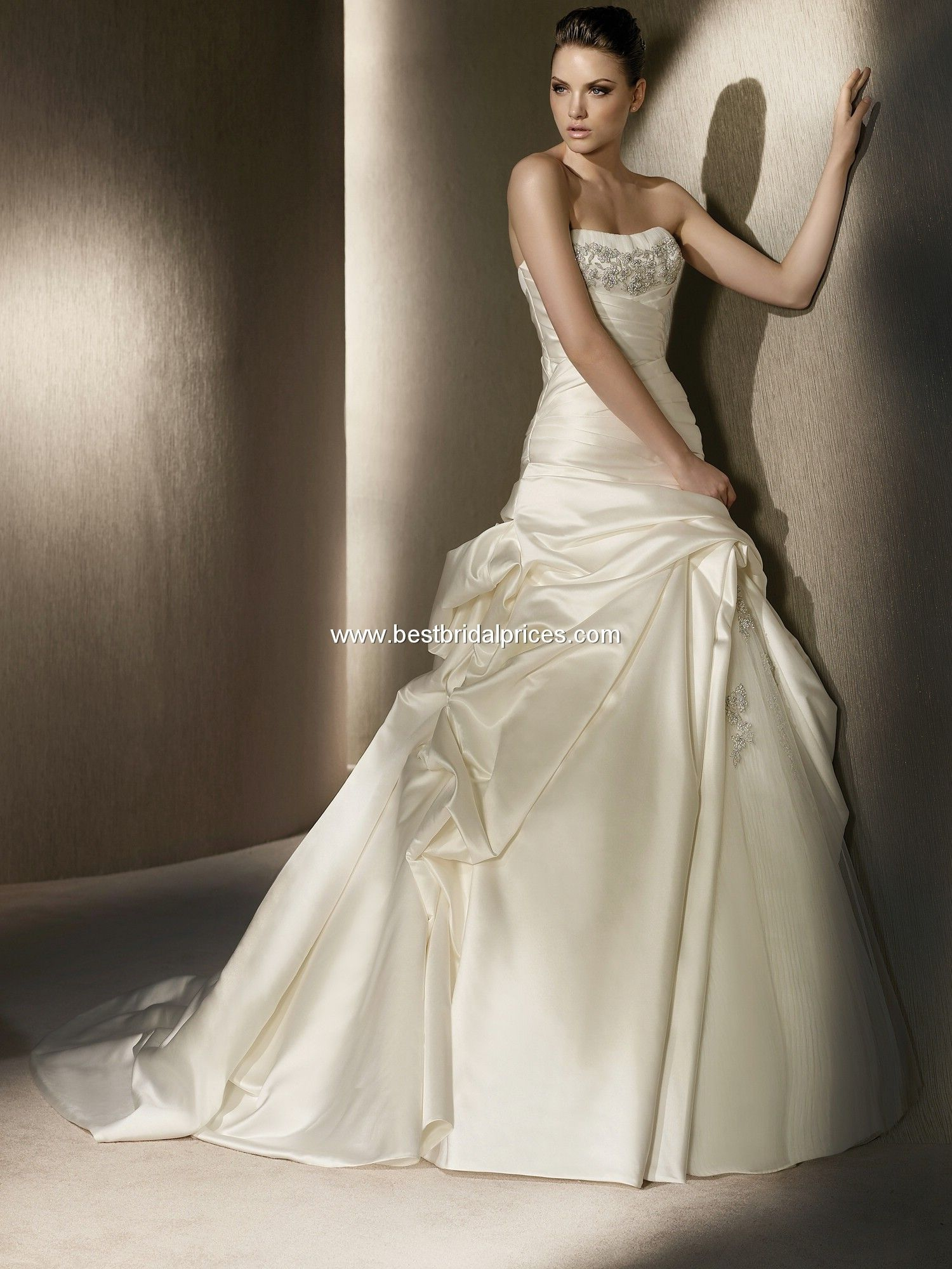 Famous wedding dresses  San Patrick Wedding Dresses  Style Ruleta  Wedding Dresses