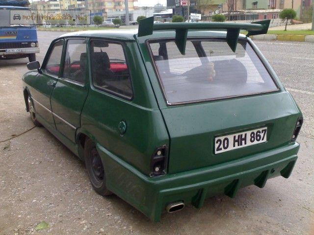 Renault 12 Stw Renault Car Tuning Toy Car
