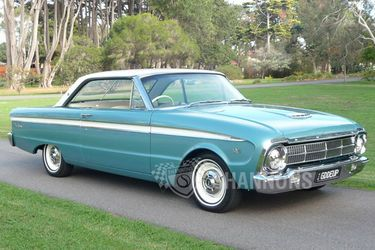 Ford Falcon Xm Futura Coupe Auctions Lot 16 Shannons Ford Falcon 1964 Ford Falcon Aussie Muscle Cars