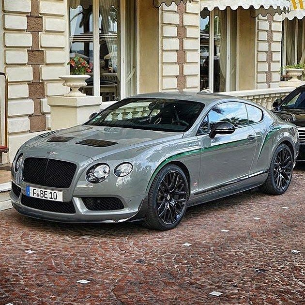 Cars Luxury Cars Bentley: Bentley Continental GT3-R