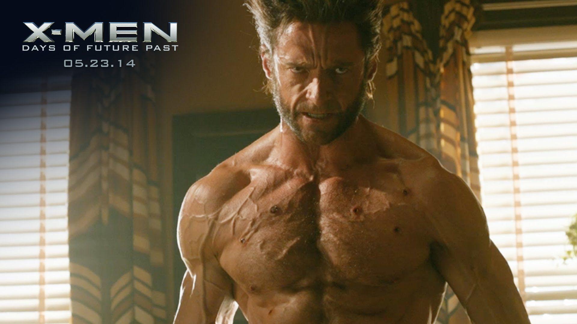 Pin By Samwise Gamgee On X Men X Men Hugh Jackman Days Of Future Past
