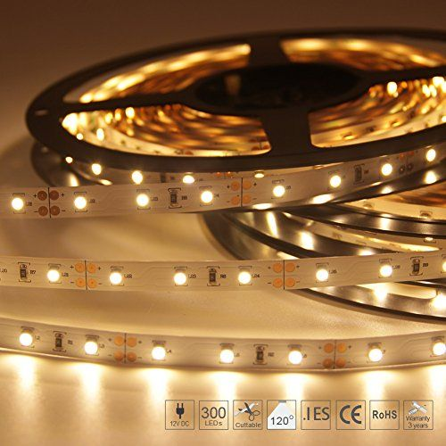 Flexible Led Tape Led Strip Lights Nonwaterproof Led Tape Light 12v Smd3528 164 Ft 5m 300leds 60led Led Strip Lighting Strip Lighting Flexible Led Strip Lights