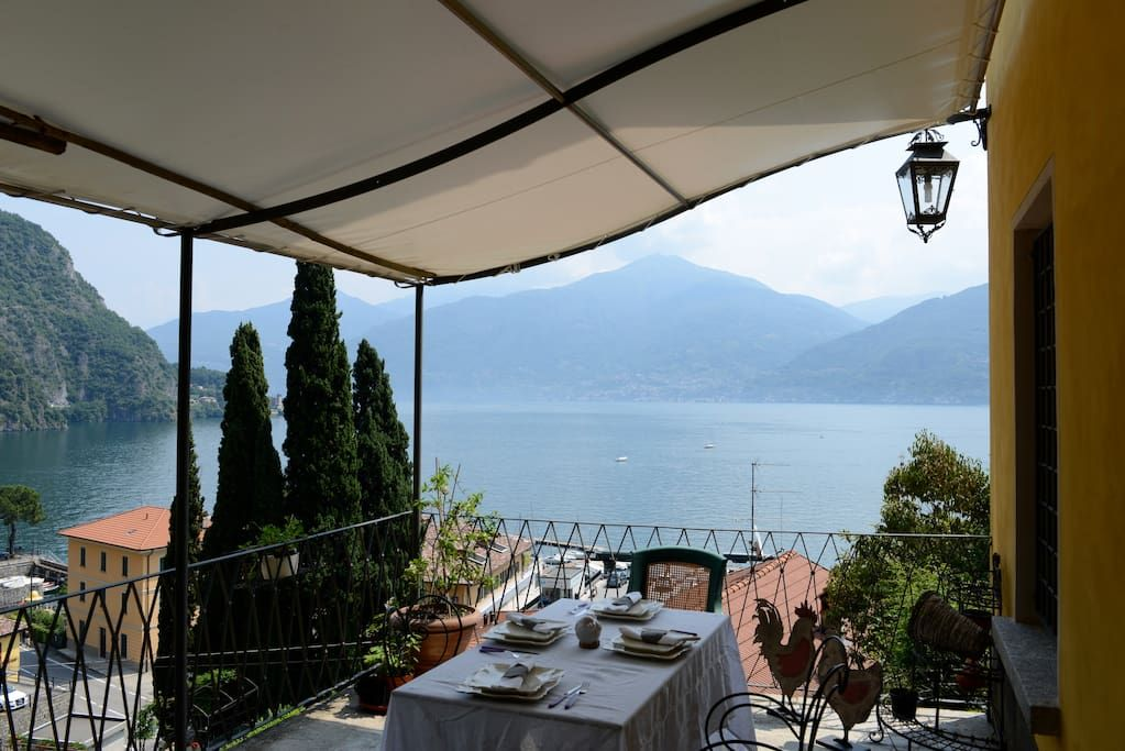 Check Out This Awesome Listing On Airbnb Romantic Front Lake Como