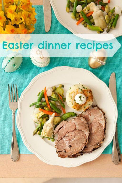 Make a memorable and easy easter dinner easter dinner for Easy easter menu ideas