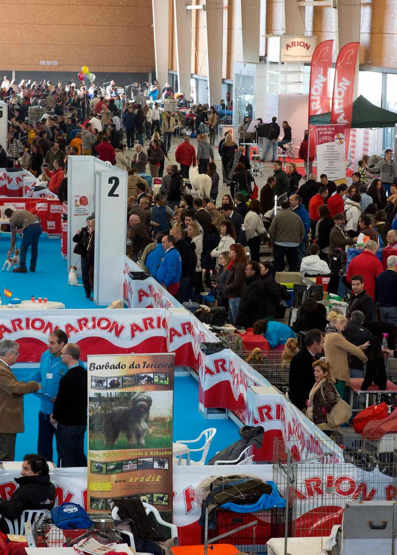 Expo Canina Talavera 2. #Talavera #Exposicion #Canina