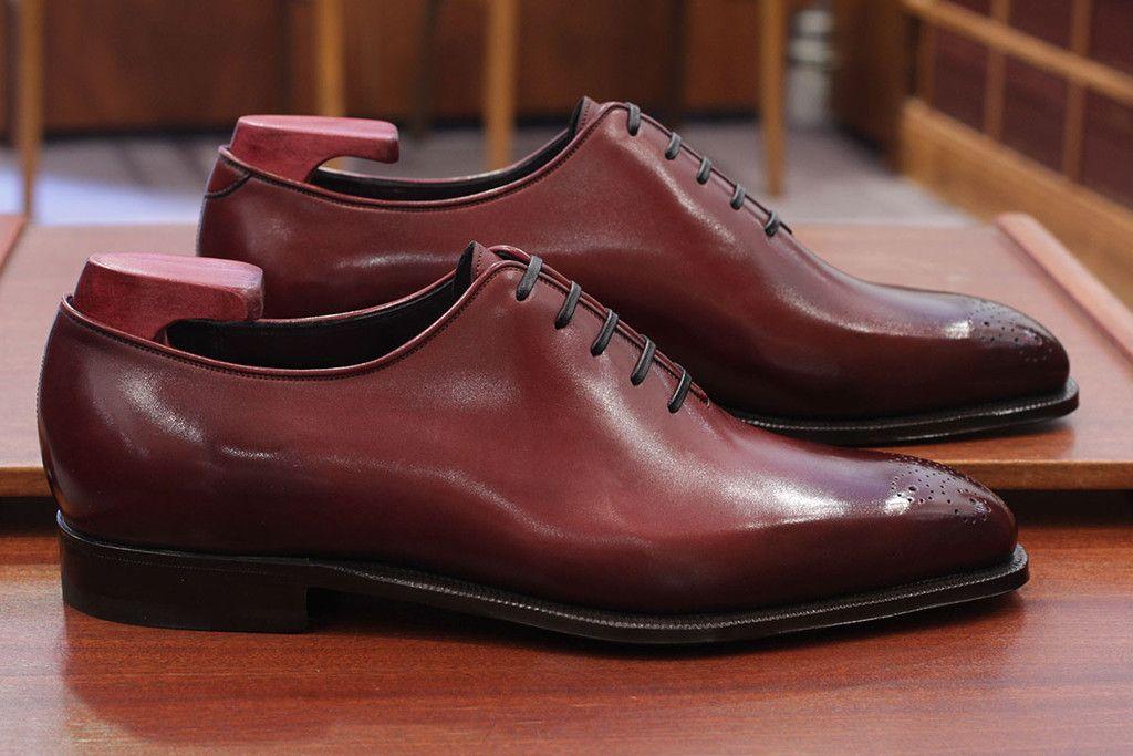 New Enzo Bonafe Whole Cut Oxfords | Men's classic shoes ...