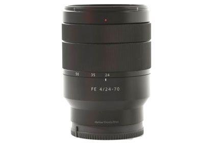 Sony Carl Zeiss Vario Tessar T Fe 24 70mm F4 Za Oss Lens Sel2470z