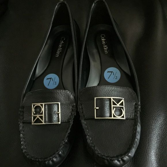 NWT CALVIN KLEIN SHOES New with tag Calvin Klein shoes size 8.5. Calvin Klein Shoes Flats & Loafers