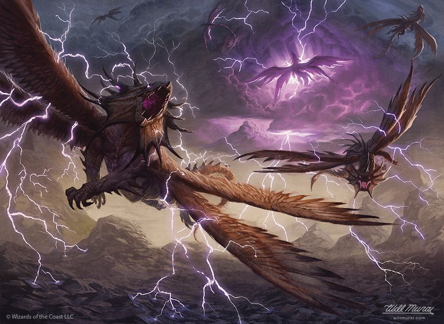 Dragon Tempest Dragon Art Lightning Dragon Dragon Artwork