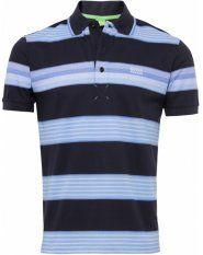 da5fa41e4 Hugo Boss Green Paddy 2 Stripe Polo Shirt | Hugo Boss at The ...