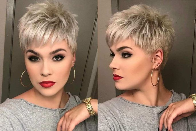 20+ Stylish Short Hairstyles for Women with Fine Hair - Sensod - Create. Connect. Brand.