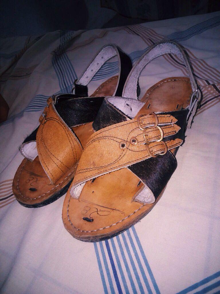 Huaraches Mexicanos Cruzados Huaraches Pelo Zapatos Hacer Zapatos Sandalias