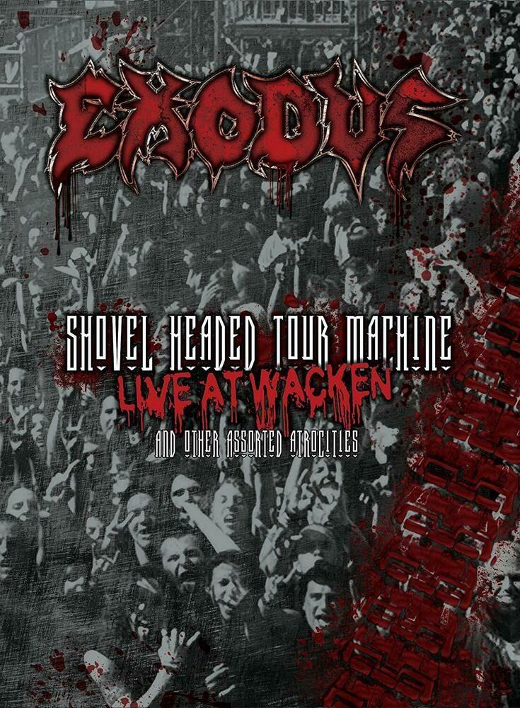 exodus shovel headed tour machine dvd 2010 with on kim wall murder id=83142